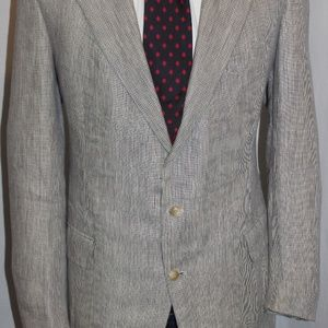 Polo Ralph Lauren Stripe Blazer Jacket